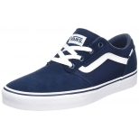 Vans Chapman Stripe Canvas Trainers
