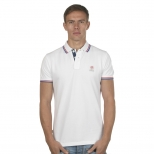 Franklin And Marshall Basic Piquet Polo Shirt