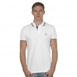 Franklin And Marshall Basic Piquet Polo Shirt
