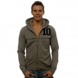 Scotch And Soda Zip Through Hoody