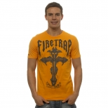 Firetrap Crossover T Shirt