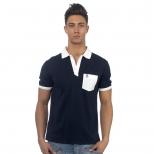 Original Penguin Contrast Pocket Polo Shirt