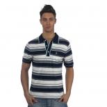 Original Penguin Earl Stripe Polo Shirt