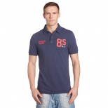 Tommy Hilfiger Denim Pilot Badge Polo Shirt
