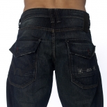 Duck and Cover Lead Jeans