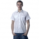 Solid Rassle Shirt