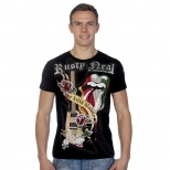 Rusty Neal Rose T Shirt