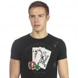 Rusty Neal Black Jack T Shirt