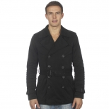 Scotch And Soda Double Breasted Coat