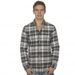 Original Penguin Long Sleeve Checked Shirt