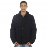 Scotch And Soda Quilted Down Jacket