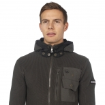 Duck And Cover Pivot Hooded Sweat