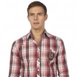 Saint Jude Basic Check Shirt