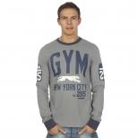 Superfly Long Sleeve Gym T Shirt