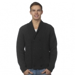 Egan Gap Shawl Neck Cardigan