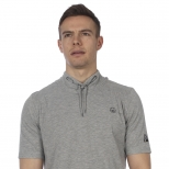 Duck And Cover Robert Cowl Neck T Shirt