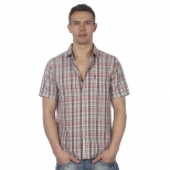 Original Penguin Short Sleeve Woven Shirt