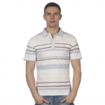 Original Penguin Stripe Polo Shirt