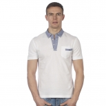 Full Circle Falcon Polo T Shirt