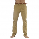 Scotch And Soda Chino Pants With Belt