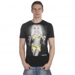 Divine Trash Caution T Shirt