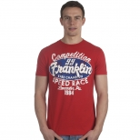 Franklin And Marshall Speed Race T Shirt