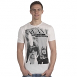 Savant Worn Poster T Shirt