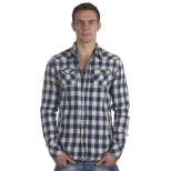 Scotch And Soda Bonded Shirt