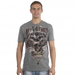Affliction Aquatint T Shirt