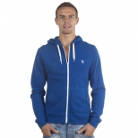 Original Penguin Hooded Zip Through