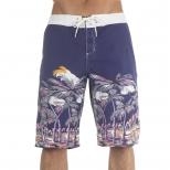 Scotch And Soda Palm Tree Swim Shorts