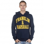 Franklin And Marshall New Basic Logo Hoody