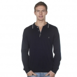 Gabicci Waddle Knitted Polo Shirt
