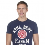 Franklin And Marshall Athlectic Dept T Shirt