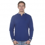 Gabicci Gascoigne Long Sleeve Polo