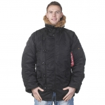 Alpha Industries N3B Inset Knit Cuffs Jacket