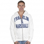 Franklin And Marshall Basic Zip Thru Hoody