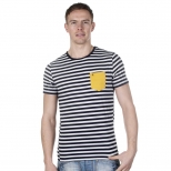 Gabicci Broadstairs Stripe T Shirt