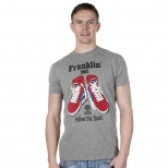 Franklin And Marshall Sneakers T Shirt