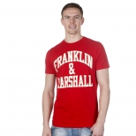 Franklin And Marshall Logo T Shirt