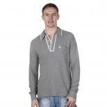 Original Penguin Long Sleeve Earl Polo Shirt