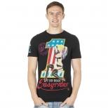 Ringspun Rocket T Shirt