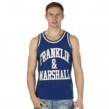 Franklin And Marshall Basic Logo Vest