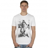 Chunk Boombox Troopers T Shirt