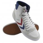 Hummel Slimmer High Stadil Canvas Shoes