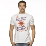 Ringspun Global T Shirt