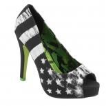 Abbey Dawn Rockstar Platform Shoe