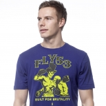 Fly 53 Ghost Boxer T Shirt