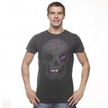 Joystick Junkies Prite Skull T Shirt