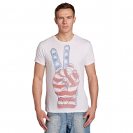 Tommy Hilfiger Denim Flag T-Shirt